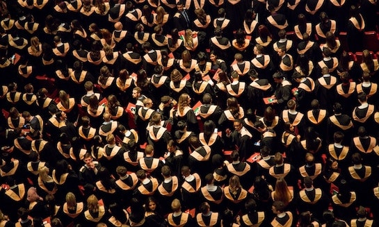 What does your degree say about your personality?